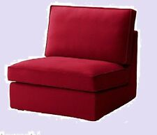 IKEA Kivik One Seat Section Dansbo Red Pique'(MultiDscnt)1 Sofa Chair