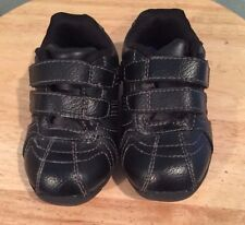 Smart Fit Toddler Children's shoes Black Size 5 Skid Resistant EUC