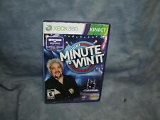 Minute to Win It (Microsoft Xbox 360, Kinect, 2011)