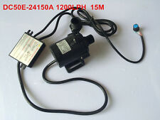 Smart Speed Water Pump, Mini Size Compact, Speed can be adjusted 24V 1200LPH 15M