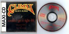 Climax Blues Band Maxi-CD COULDN'T GET IT RIGHT ©1988 West Germany 3-track