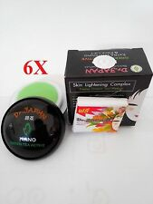 6X Dr.JAPAN Skin Lightening Complex NANO Green Tea Active Extra Whitening