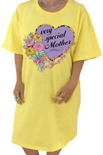Ladies Night Gown Sleep Shirt Dress Tee Very Special Mom Mothers Day Gifts