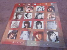 Bangles 1986 Different Light 12x12 Promo Cover Flat Poster Susanna Hoffs