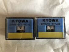 More details for pair of kyowa replacement stanton stylus / styli 500 500al 505sk 520sk