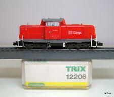 Minitrix N 12206 - Locomotiva diesel BR 212 309-9 delle DB CARGO