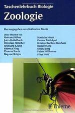 Taschenlehrbuch Biologie: Zoologie | Buch | Zustand gut