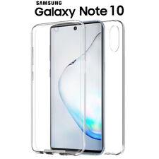 Funda Proteccion 360º Gel TPU Hibrida Transparente para Samsung Galaxy Note 10