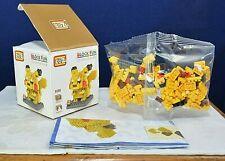 Pokemon Pikachu Miniature Model Bricks LOZ 9136 Micro Mini Building Blocks