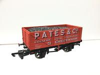 Dapol/Cotswold OO Gauge 7 Plank Wagon Pates & Co