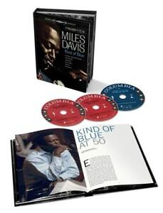 MILES DAVIS - KIND OF BLUE DELUXE 50TH ANNIVERS.COLLECTOR'S EDT.   3 CD NEW+