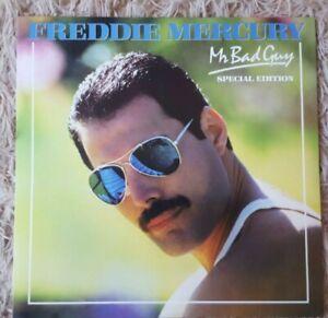 Freddie Mercury - Mr Bad Guy (Special Edition)  LP ALBUM Vinyl is in NM con