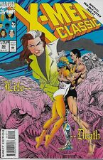 X-Men Classic No.90 / 1993 Reprints The Uncanny X-Men No.186 Barry Windsor-Smith