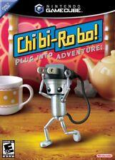 Chibi Robo Nintendo Gamecube Complete