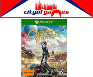 The Outer Worlds Xbox One Game Brand New In Stock