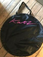 Katz Professional Pancake Tutu Dance Ballet Foldable Bag Polyester 80mm dia TWIN