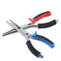 Handle Stainless Steel Scissor Fishing Pliers Bait Line Cutter Hook Removers