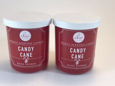 x2 DW Home Mini Candles 3.8oz Candy Cane