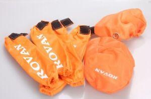1/5 HPI KM ROVAN Baja 5T 5B 5sc Pull Starter Shock Air Filter Dust Cover Kit