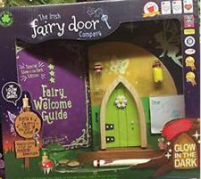 Irish Fairy Company Door Glow In The Dark Light Green Door