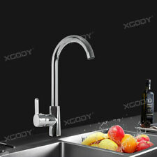 Brand New Kitchen Bathroom Sink Faucet Single Handle In Chrome Mixer Tap Modern