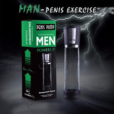Electric Automatic Male Penis Vacuum Pump Enlargement Stretcher Helper Enlarger