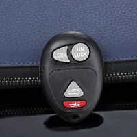 4 Buttons Remote Key Shell Case Fob Replacement for Buick Pontiac L2C0007T 2Pcs