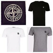 Stone Island crew neck short sleeve T-shirt