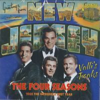 Frankie Valli / The Four Seasons: Valli's Peaks: 1962 The Incredible NEW CD Impo