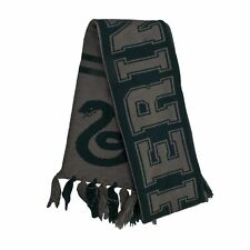 Harry Potter Slytherin Draco Malfoy Hogwarts Reversible Cosplay Costume Scarf