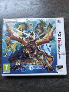 Monster Hunter Stories Nintendo 3DS game New