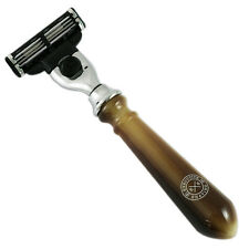 Executive Shaving Company  Mach3 Razor with Horn Handle (M15HS)