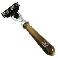 Executive Shaving Company Mach3 Rasierer mit Horn Handstück (M15HS)