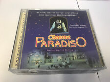Ennio Morricone - Cinema Paradiso (Original Soundtrack) Cd 021471950120 Mint/Ex