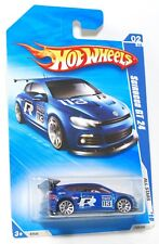 HOT WHEELS 2010 ALL STARS SCIROCCO 24 #120 FACTORY SEALED