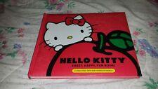 B 00004000 rand New Hello Kitty Sweet, Happy, Fun Book