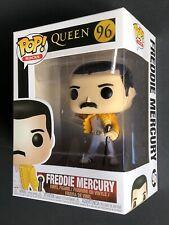 ⚡️ Figura Funko Pop! Rocks - Freddie Mercury Wembley 1986 - Queen 96 - EN STOCK