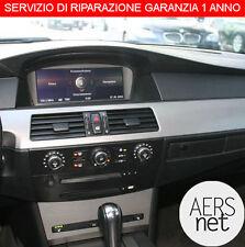 RIPARAZIONE NAVIGATORI VDO  BMW BUSINESS SERIE 1 / 3 / 5 / X5  MONITOR BIANCO NE