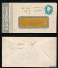 AUSTRALIA 1962 POSTAL STATIONERY PRINTED MYER EMPORIUM 5d