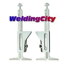 WeldingCity Hi-Lo Welding Gauge Multi-Function (In/mm) H6   US Seller HG006