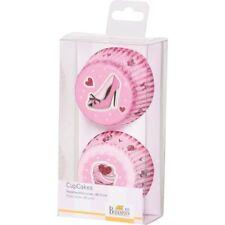 Birkmann Muffin Papierförmchen CAKE IN THE CITY pink 48St Muffinförmchen Cupcake