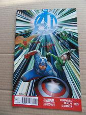 Avengers A.I .  9. Marvel 2014 - VF