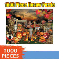 1000 Pieces Adult Kids Halloween Jigsaw Puzzles Children Gift Educational Toys