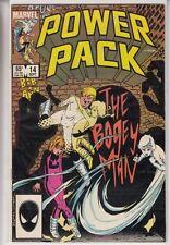 Power Pack # 14 : Marvel Comics