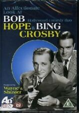 AN AFFECTIONATE LOOK AT BOB HOPE & BING CROSBY = CERT U  REGION 0 ALL/ WORLDWIDE