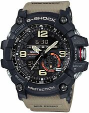 CASIO G-SHOCK GG-1000-1A5 DR Watch MASTER OF G MUDMASTER *UK TAX FREE FBA