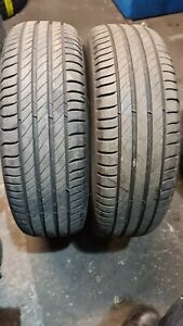 X2 Matching Pair Of 185/65/15 Michelin Primacy 4 88H Tyres
