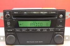 MAZDA PREMACY CD RADIO PLAYER STEREO DECODED 2195 2000 2001 2002 2002 2003 2004