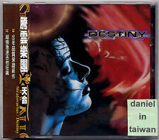 Stratovarius: Destiny (1998) CD OBI TAIWAN SEALED