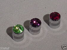 FORD MUSTANG 64 TO 08 CRYSTAL IMAGE DOOR PINS 6 COLORS